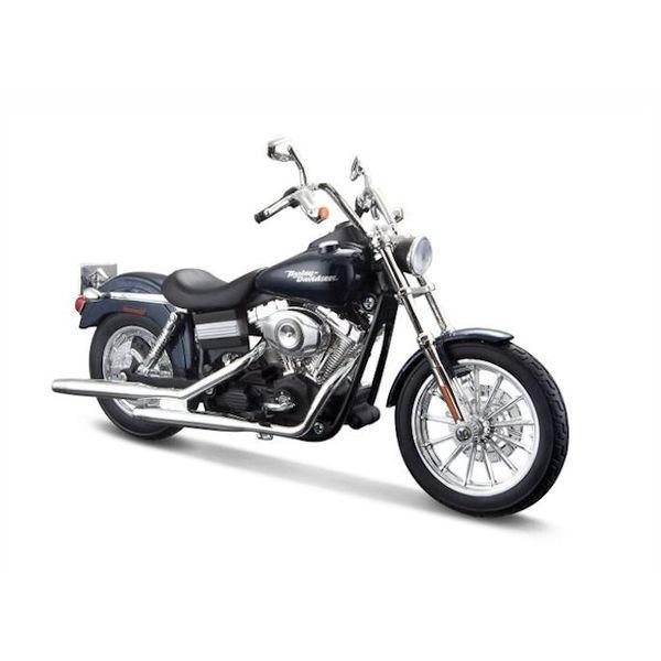 Modell-Motorrad Harley Davidson FXDBI Dyna Street Bob - 2006 - 1:12 #20-32325 B
