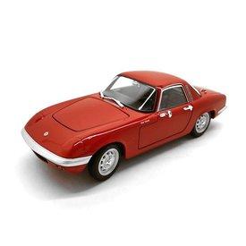 Welly Model car Lotus Elan 1965 red 1:24 | Welly