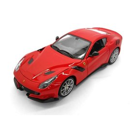 Bburago Modelauto Ferrari F12tdf rood 1:24 | Bburago