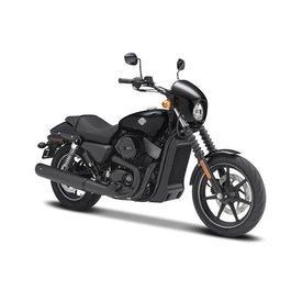 Maisto Modell-Motorrad Harley Davidson Street 750 2015 schwarz 1:12 | Maisto