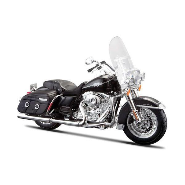 Modell-Motorrad Harley Davidson FLHRC Road King Classic - 2013 - Schwarz - 1:12 #32322 B