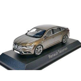 Norev Modelauto Renault Talisman 2016 bruin metallic 1:43 | Norev