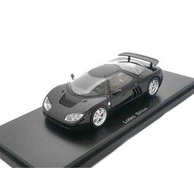 BoS Models Modellauto Lotec Sirius schwarz 1:43 | BoS Models
