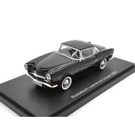 BoS Models Model car Rometsch Lawrence Coupe 1959 black 1:43 | BoS Models