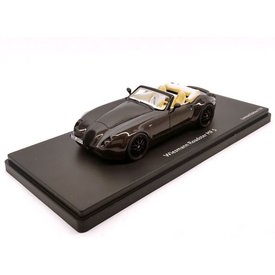 Schuco Modelauto Wiesmann Roadster MF5 donkerbruin 1:43 | Schuco