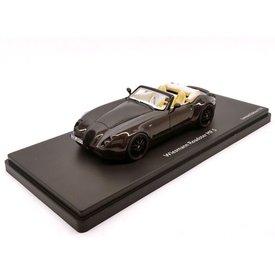 Schuco Modellauto Wiesmann Roadster MF5 dunkelbraun 1:43 | Schuco