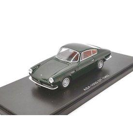 BoS Models Modelauto ASA 1000 GT 1962 donkergroen 1:43 | BoS Models