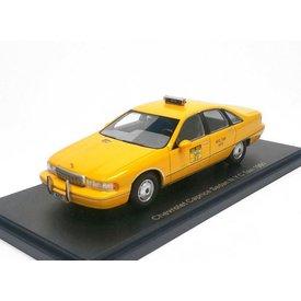 BoS Models Modelauto Chevrolet Caprice Sedan N.Y.C. Taxi 1991 1:43 | BoS Models