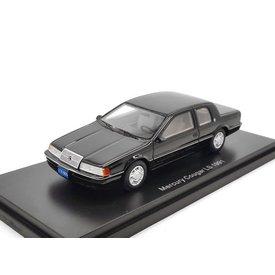BoS Models Model car Mercury Cougar LS 1991 black 1:43 | BoS Models