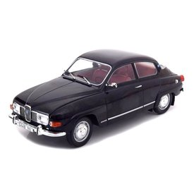 Modelcar Group Model car Saab 96 V4 1971 black 1:18 | Modelcar Group (MCG)
