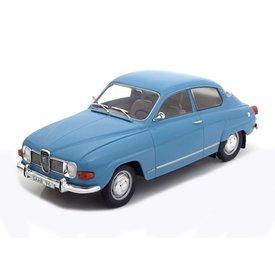 Modelcar Group Model car Saab 96 V4 1971 blue 1:18 | Modelcar Group (MCG)