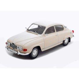 Modelcar Group Model car Saab 96 V4 1971 beige 1:18 | Modelcar Group (MCG)