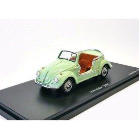 Schuco Modellauto Volkswagen VW Käfer Jolly hellgrün 1:43 | Schuco