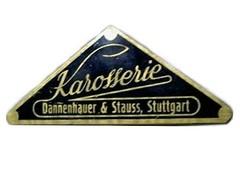 Dannenhauer & Stauss modelauto's & schaalmodellen