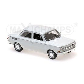 Maxichamps Model car NSU TT 1967 white 1:43 | Maxichamps