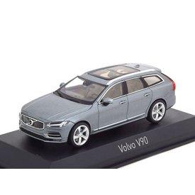 Norev Modelauto Volvo V90 2016 Osmium grijs 1:43 | Norev