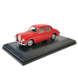 Oxford Diecast Modelauto MG Magnette ZA rood 1:43 | Oxford Diecast