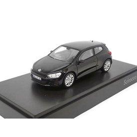 Norev Modelauto Volkswagen VW Scirocco zwart 1:43 | Norev