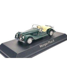 Norev Model car Morgan Plus 8 1980 British Racing green 1:43 | Norev