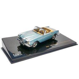 Ixo Models Modelauto Facel Vega Facel 6 1964 lichtblauw metallic 1:43 | Ixo Models