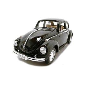 Welly Modelauto Volkswagen VW Kever zwart 1:24 | Welly
