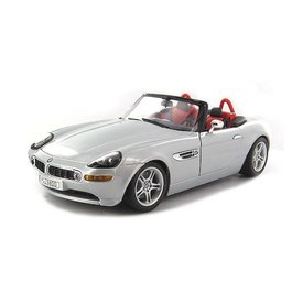 Bburago Model car BMW Z8 1:18 silver | Bburago