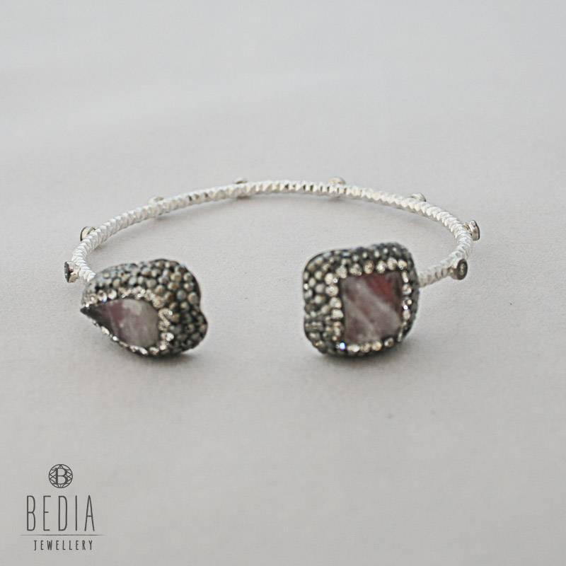 """Bracelet """"Miss Pink"""""""