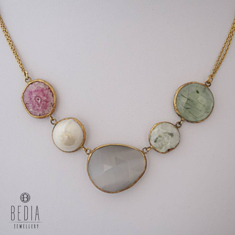Multicolor ketting