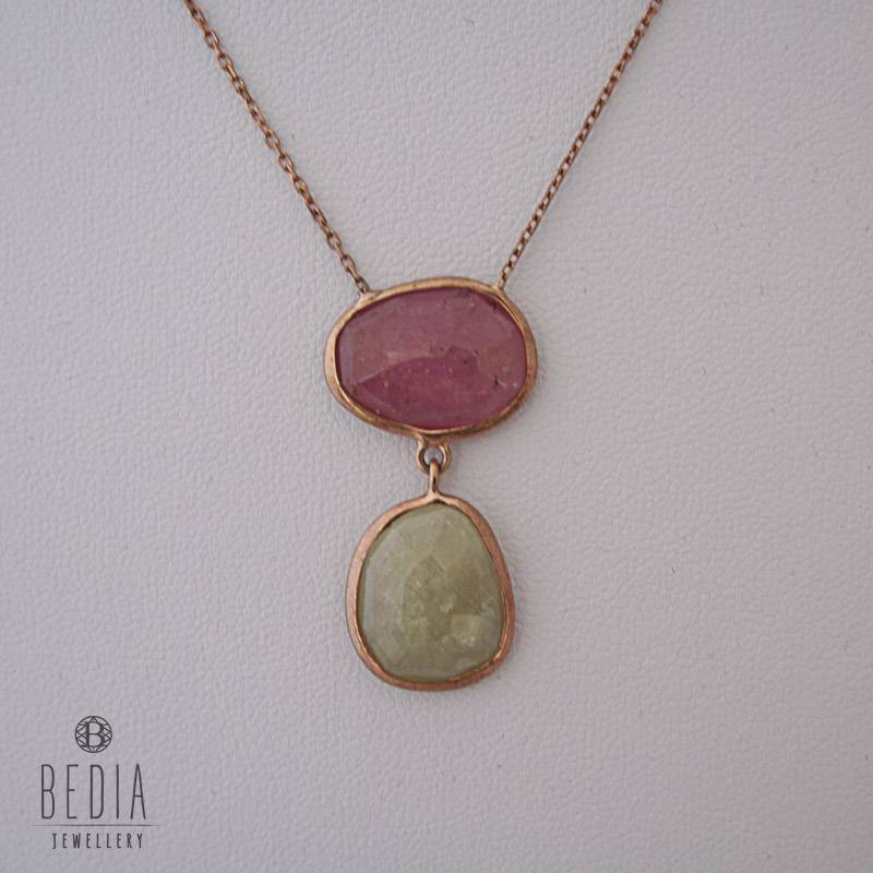 "Ketting ""Two color"""