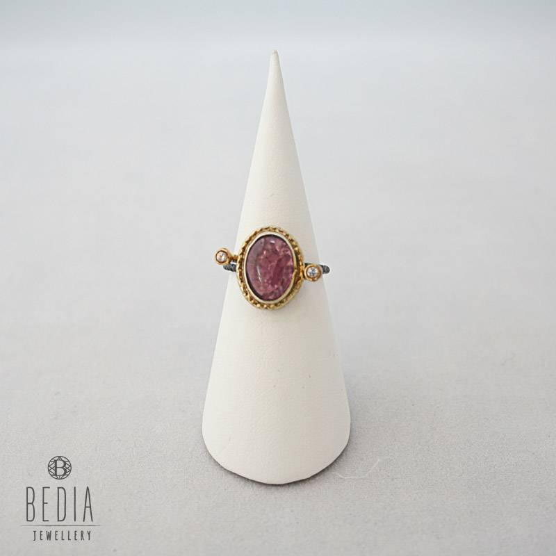 "Ring ""Bohemian chic"""