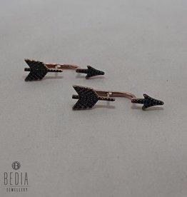 """Earrings """"Arrow"""""""
