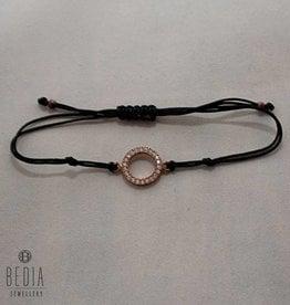 """String bracelet """"Circle"""""""