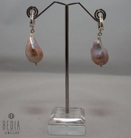 "Earrings ""Pearly Shine"""