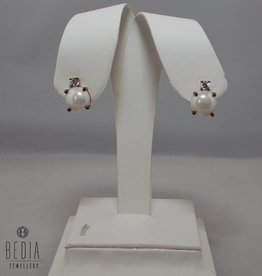 """Earrings """"Pearl studs"""""""