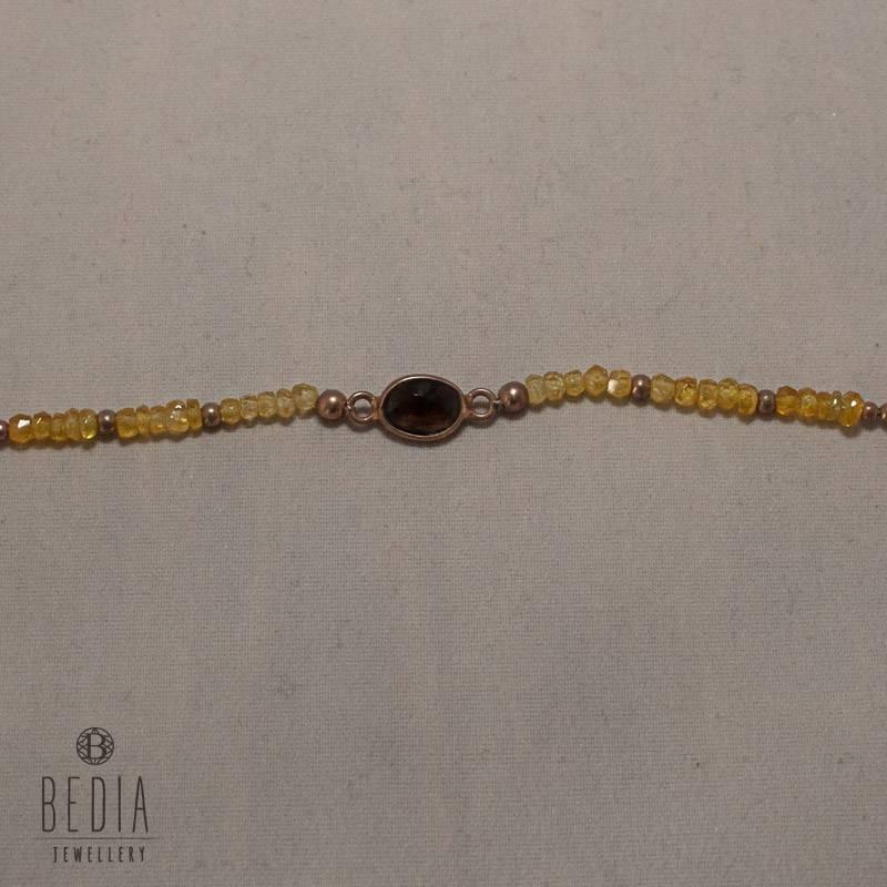 """Beaded bracelet """"Little stone"""""""