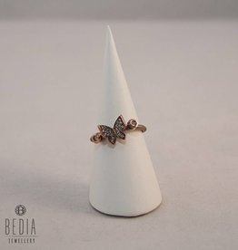 "Ring "" Butterfly"""