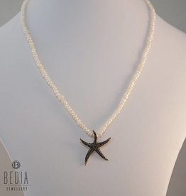 "Parel ketting ""Starfish"""