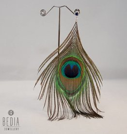 """Oorbel """"Peacock"""""""