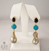 """Unique"" earrings"