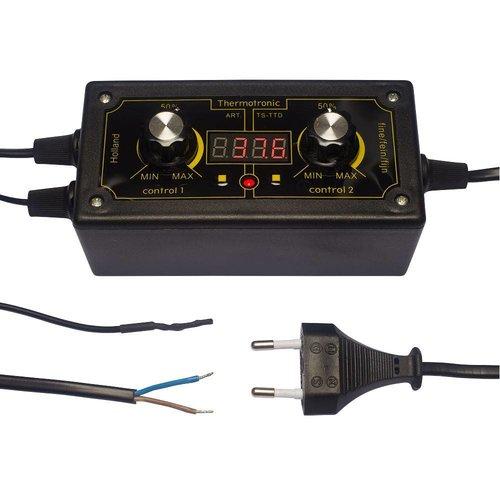 JUNAI Thermotronic digitale thermostaat