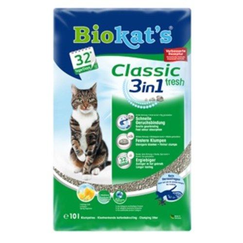 Biokat's Fresh kattenbakvulling
