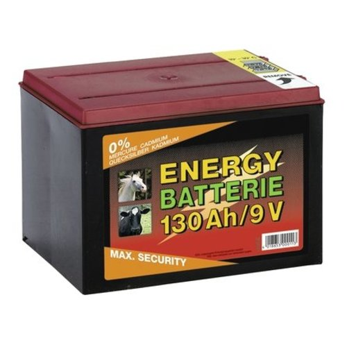 JUNAI Luchtzuurstof batterij 9V 130Ah