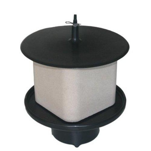 JUNAI Liksteenhouder 10 kg stenen