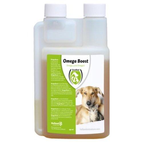 Excellent Omega Boost voor honden en katten 250ML