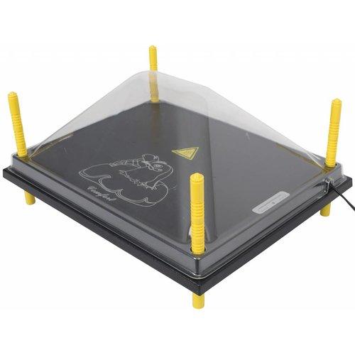 Comfort Afdekkap voor warmteplaat 40x50cm