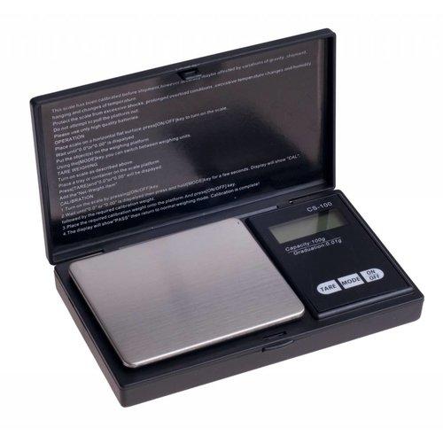JUNAI Digitale pocketweegschaal