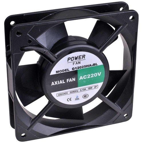 Powerfan Ventilator 120x120x25 mm met kogellagers