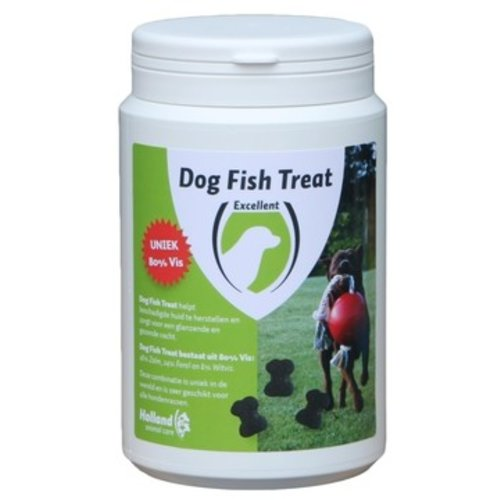 Excellent Dog Fish Treat