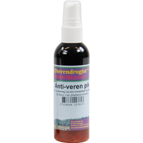Dierendrogist Anti verenpik spray 100ML