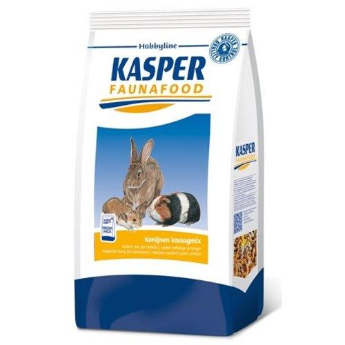 Kasper faunafood Konijnen knaagmix 3,5KG